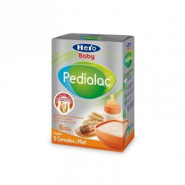 Hero Baby Pedialac porridge...
