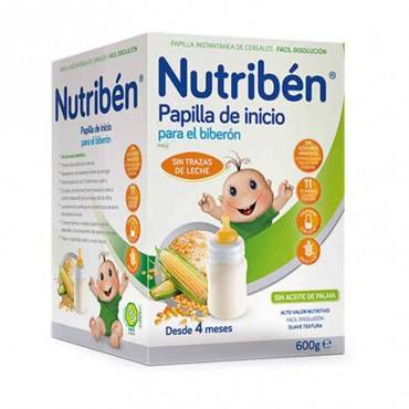 Nutriben Papilla Home...