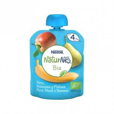 Nestlé Naturnes Bio pear,...