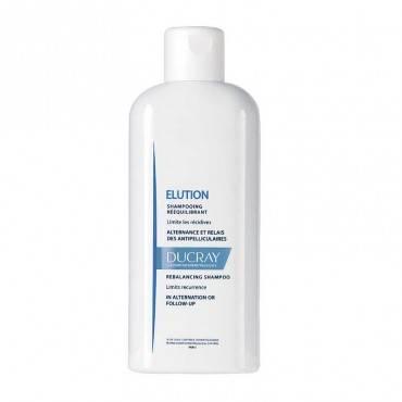 Shampoo de elução ducray...