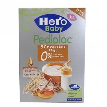 Herói Pedialac 8 cereais...