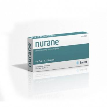 Salvat Nurane 30 càpsules
