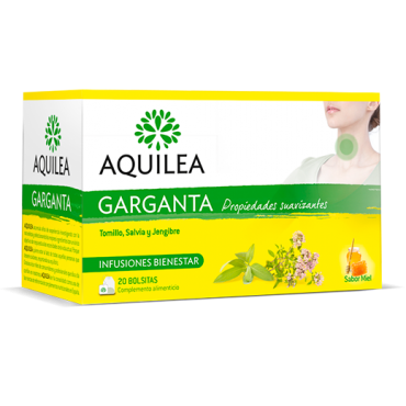 AQUILEA Garganta 1.2 g 20...