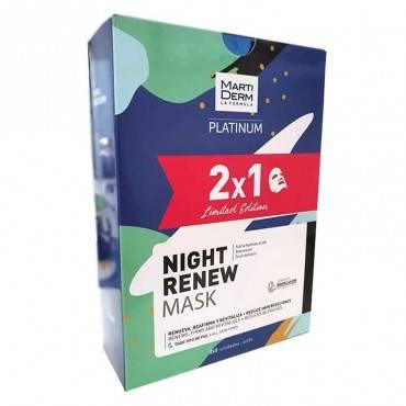 Pack MARTIDERM máscara...