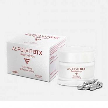 Aspolvit Btx Beauty Drops...