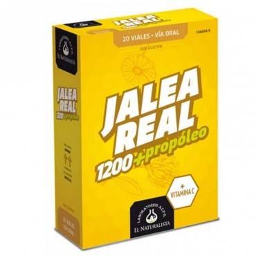 The Naturalist JALEA REAL...