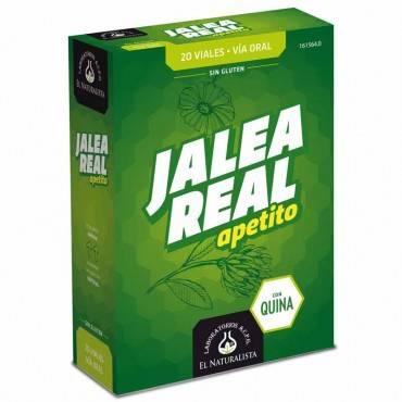 El Naturalista Jalea Real...