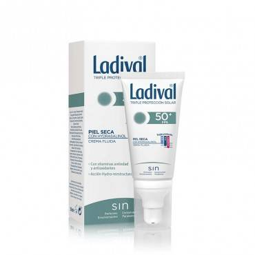 Ladival Dry skins cara FPS...