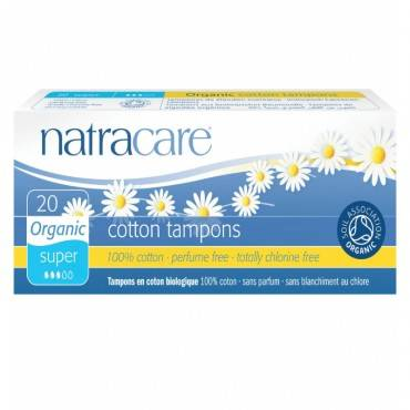 Natracare TAMPON WITHOUT...