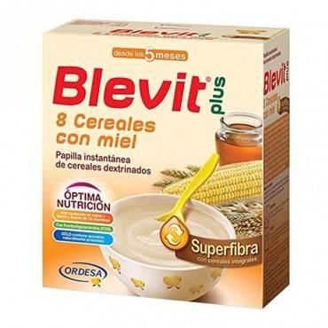 Blevit Plus 8 cereals mel...