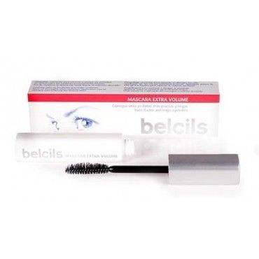 Belcils Máscara de Pestañas Extra Volumen Color Negro 8 Ml