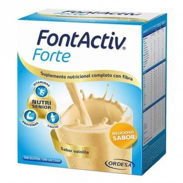 Fontactiv Forte Vainilla 14...