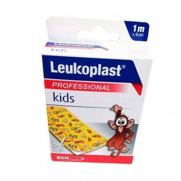 Leukoplast Kids aposito zoo...
