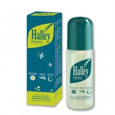 Halley repel·lent...