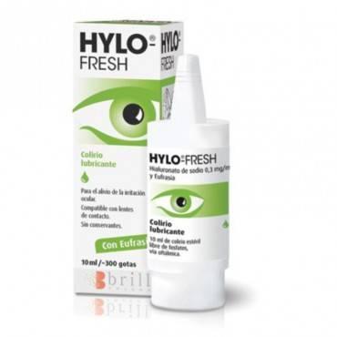 Hylo Fresh Eye Drops 10 ml