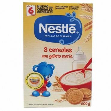 Nestle 8 cereals amb Maria...