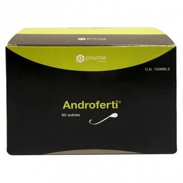 Androferti 60 Envelopes