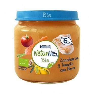 NESTL'S Naturnes Bio Carrot...