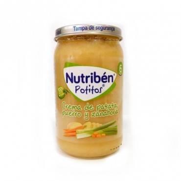 NUTRIBEN Crema patata,...