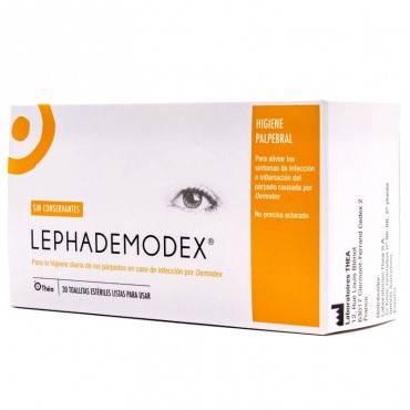 Thea LEPHADEMODEX 30 wipes