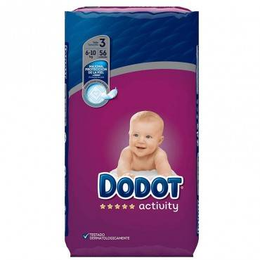 Dodot Activity Diapers Size...
