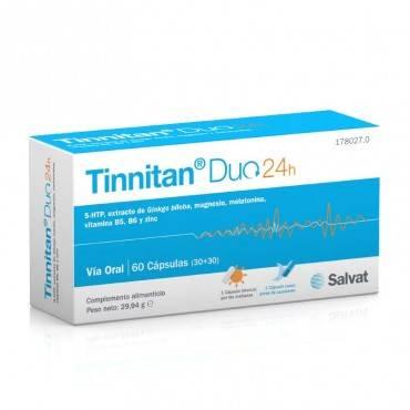 Tinnitan Duo 24h 60 cápsulas