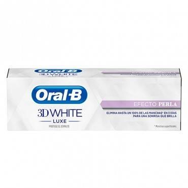 Pâtes Oral-B OB 3DW Luxe...