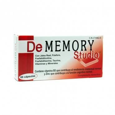 De Memory Studio 60 càpsules