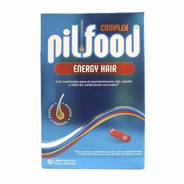 Pilfood Complex Energy Hair...
