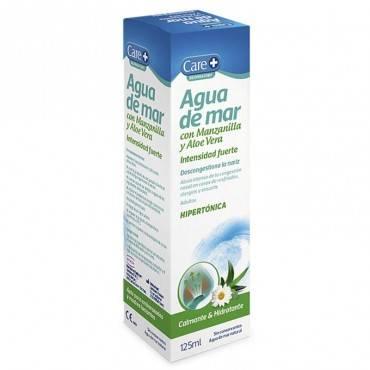 CARE+ AGUA DE MAR FUERTE 125ML