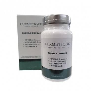 Luxmetique Formula Omefolic...