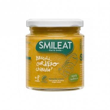 Smileat Tarrito Brócoli con...