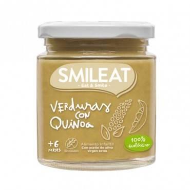 Smileat Tarrito vegetables...