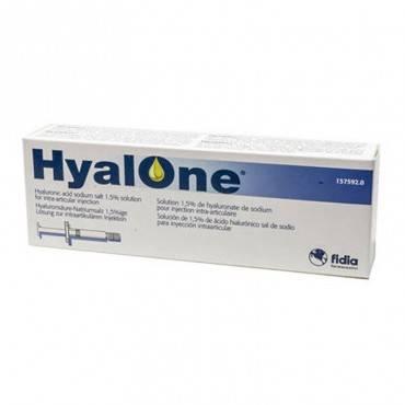 Hyalone jeringa Prec...
