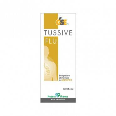 GSE Tussive Syrup flu 120 ml