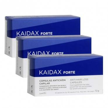 Capsules Kaidax Forte Pack...
