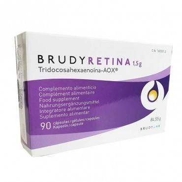 Brudy retina 1,5 gramas 90...