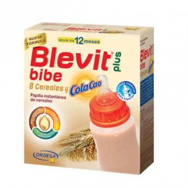 Blevit Plus 8 cereals and...