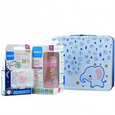 MAM Newborn Pink Briefcase
