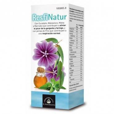 The Naturist Resfinatur 200 ml