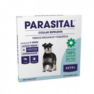 Parasital abstoßende...