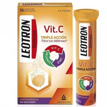 Leotron Vitamina C Angelini...