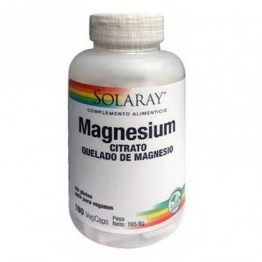 Solaray Big Magnesium...