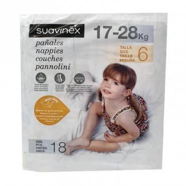 Suavinex Diapers 17-28 Kg...