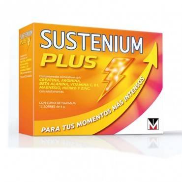 Sustenium Plus 12 8G Umschläge