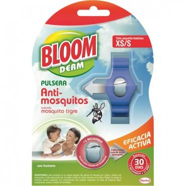 Bracelet anti-moustique...