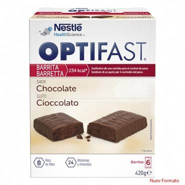 Nestle Optifast Barritas...