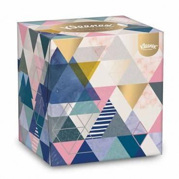 Coleção Kleenex Box 56 lenços