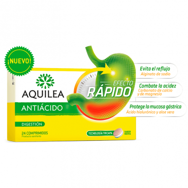 Antacid Aquilea 24 Tabletten