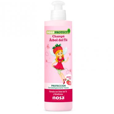 Nosa Shampoo Tea Tree Aroma...